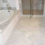 white-marble-floor-tiles
