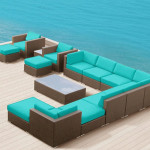 Modern-Outdoor-Patio-Furniture-Wicker-Bella-15-PIECE-TURQUOISE